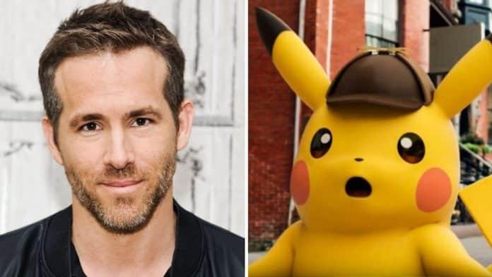 Detective Pikachu Cinematographe