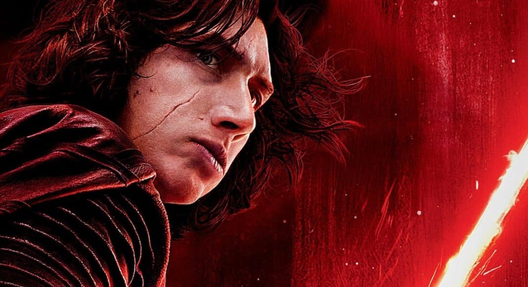 Star Wars: Gli ultimi Jedi Kylo Ren Cinematographe