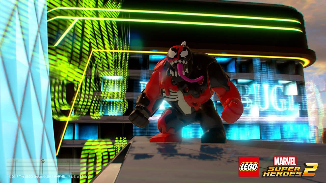 Lego Marvel Heroes Cinematographe