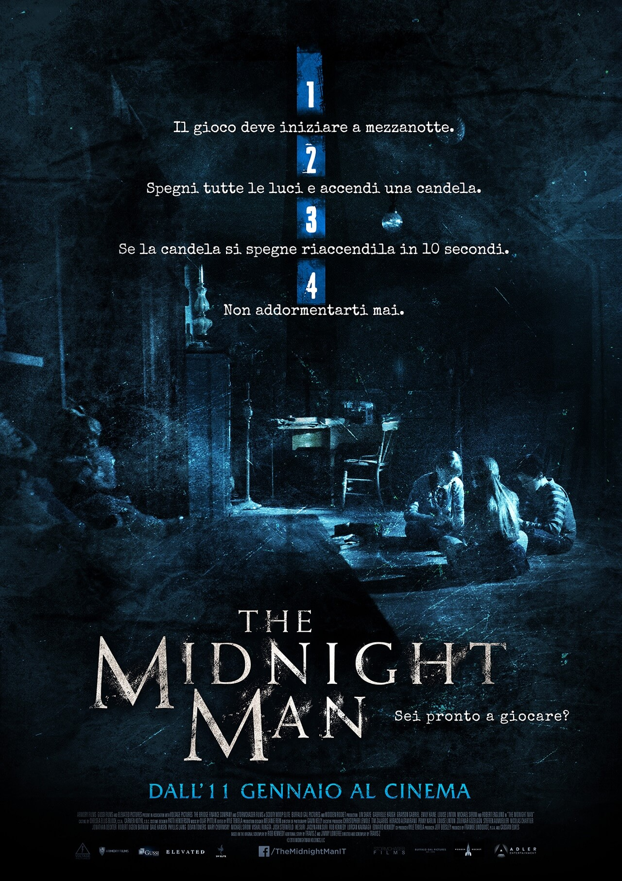 The Midnight Man Cinematographe