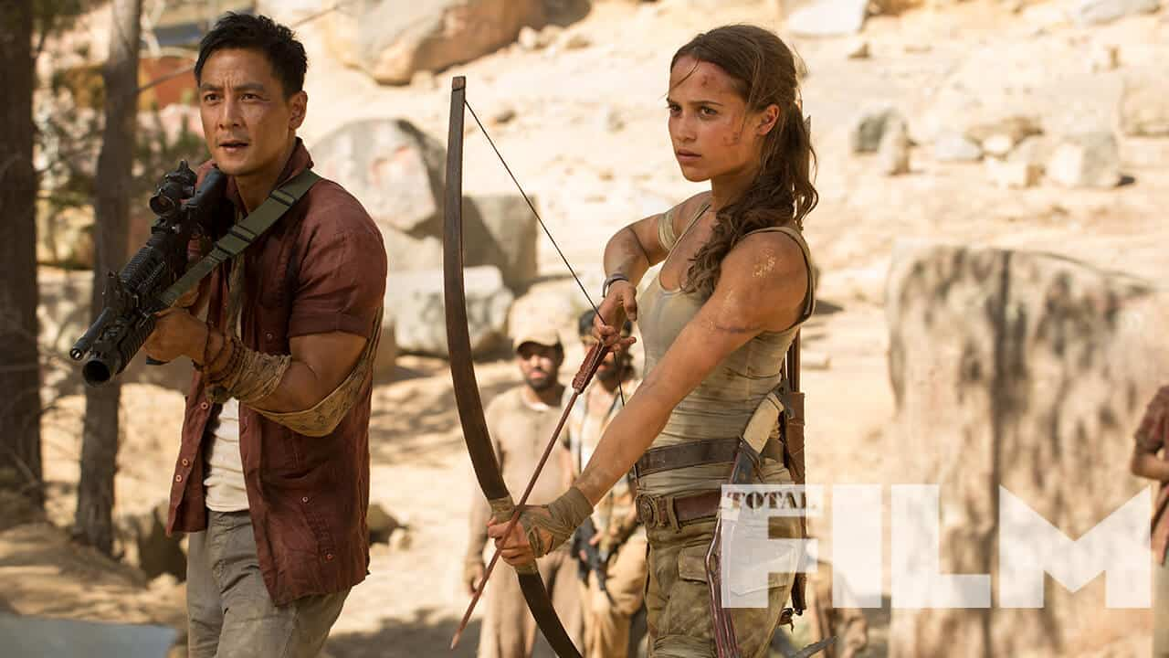 alicia vikander, lara croft, tomb raider, cinematographe