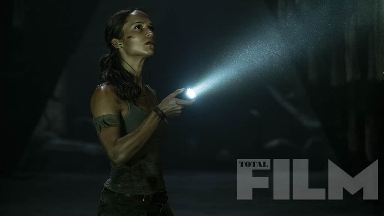 tomb raider, lara croft, alicia vikander, cinematographe