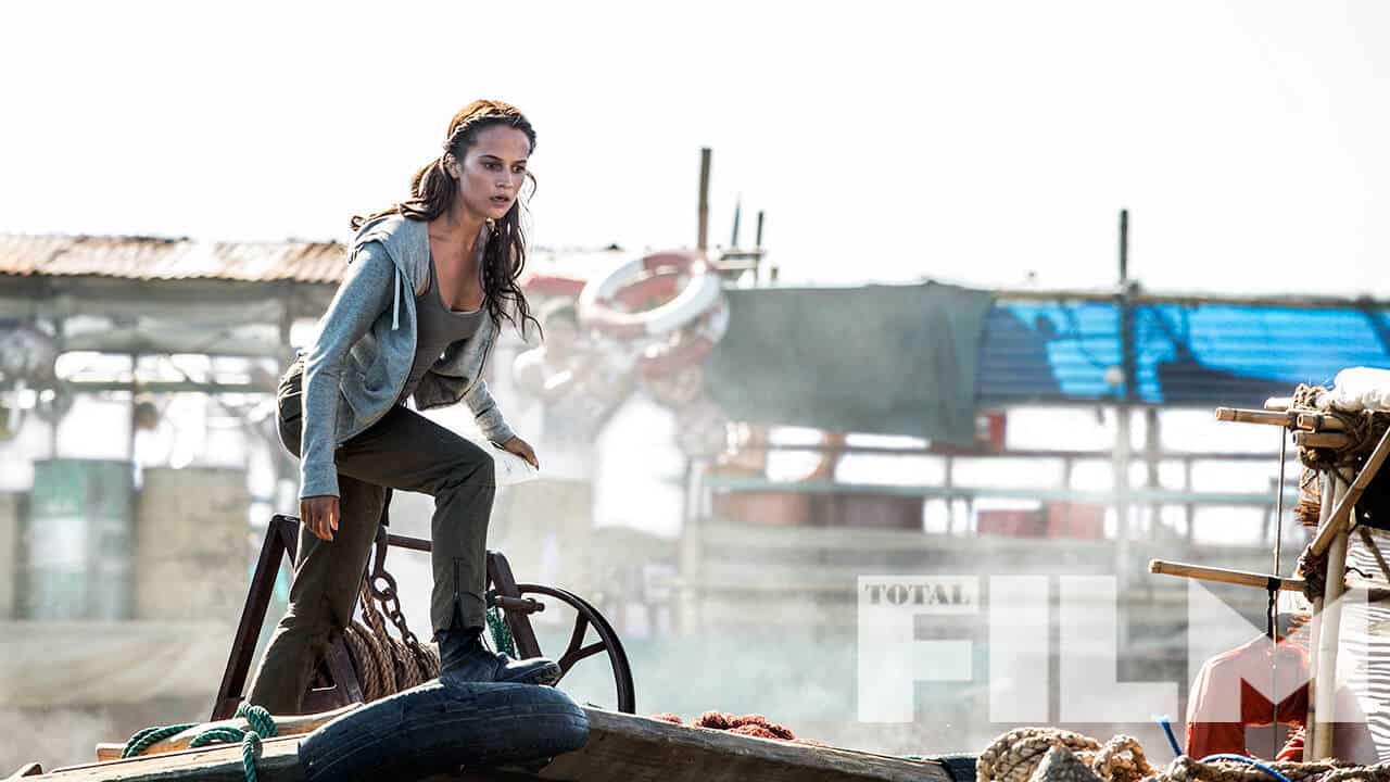 tomb raider, lara croft, cinematographe