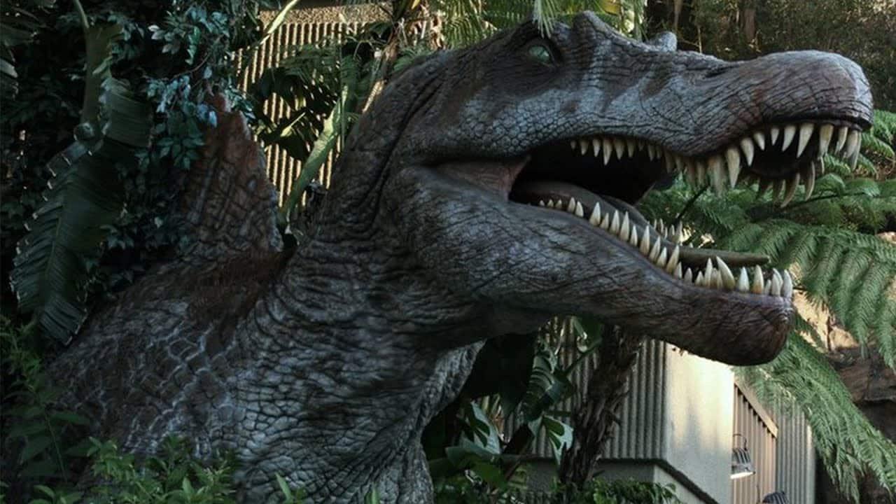 Jurassic World Il Regno Distrutto Nuova Immagine E