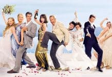 Mamma Mia: Here We Go Again!, cinematographe