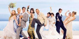 Mamma Mia: Here We Go Again!, cinematographe