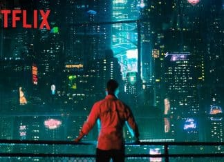 altered carbon, cinematographe
