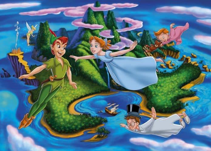 Peter Pan Cinematographe