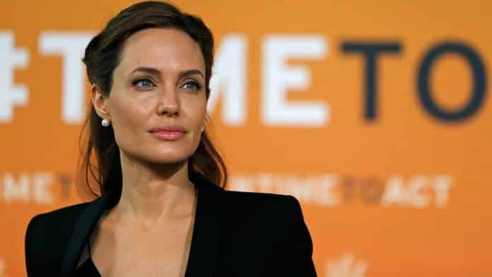 Angelina Jolie, cinematographe