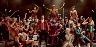The Greatest Showman cinematographe