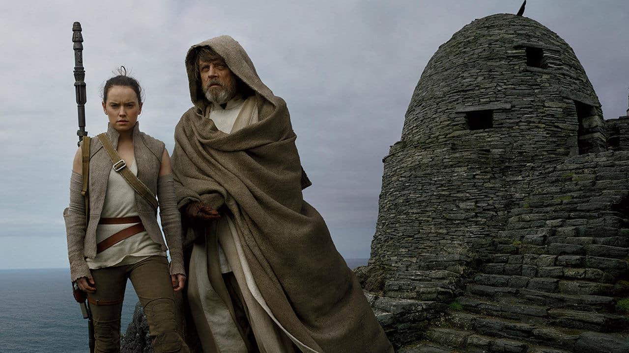 Mark Hamill si pente delle critiche a Star Wars: Gli Ultimi Jedi,