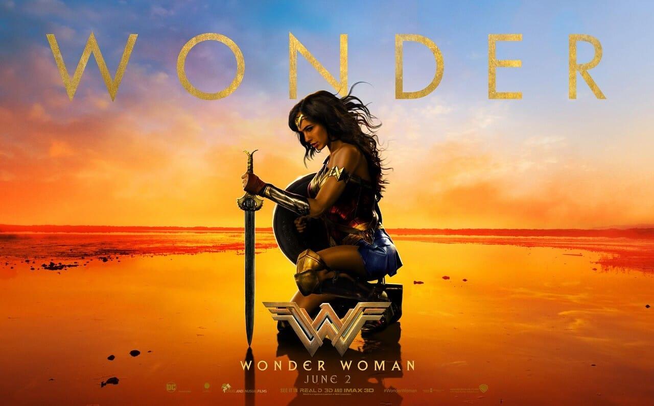 Wonder Woman è il cinecomic più ricercato del 2017
