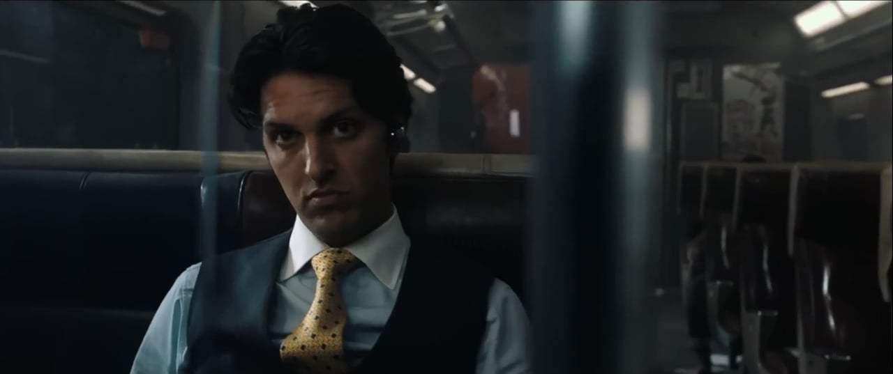 L'Uomo sul Treno cinematographe