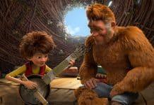 Bigfoot junior, Cinematographe