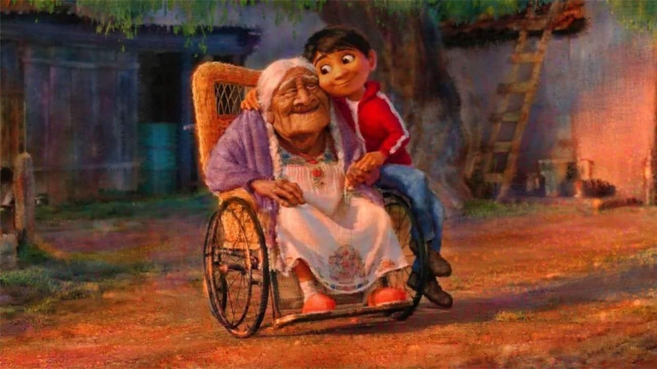 Disney pixar coco miguel disney coco pelicula fiesta de coco