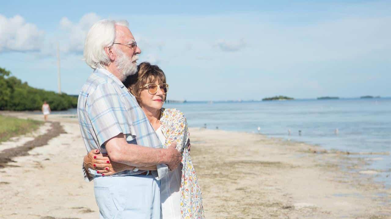 Ella & John Helen Mirren e Donald Sutherland cinematographe