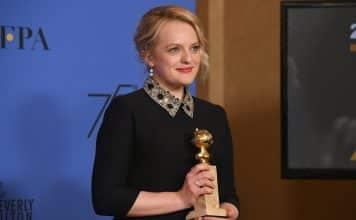 Elisabeth Moss Golden Globe Cinematographe