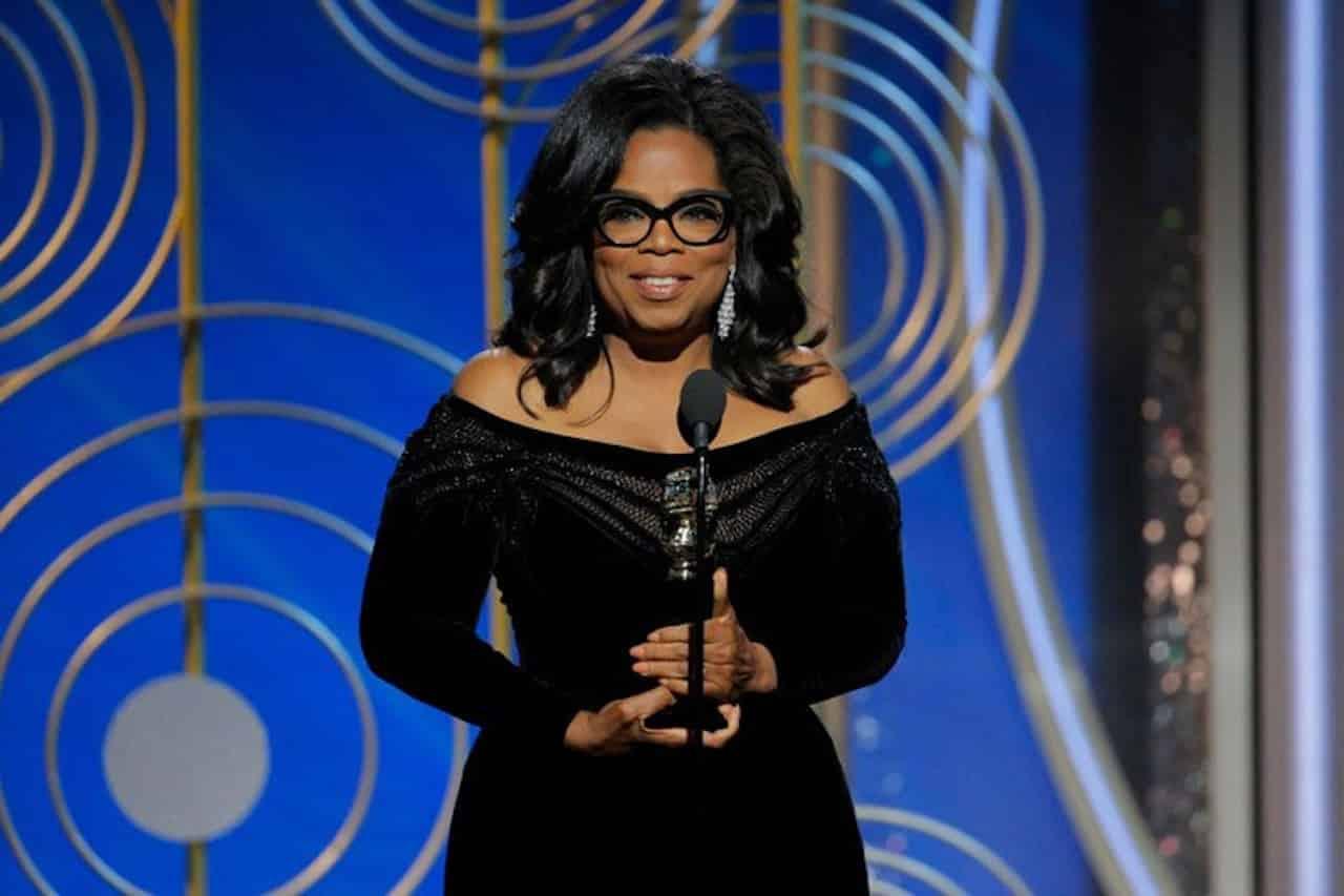 Golden Globe: tutti in nero sul tappeto rosso