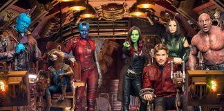 Guardiani della Galassia Vol. 3 Guardiani della Galassia 2, Cinematographe