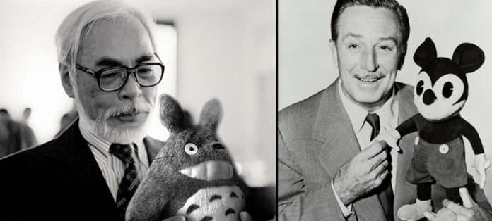 Hayao Miyazaki cnematographe