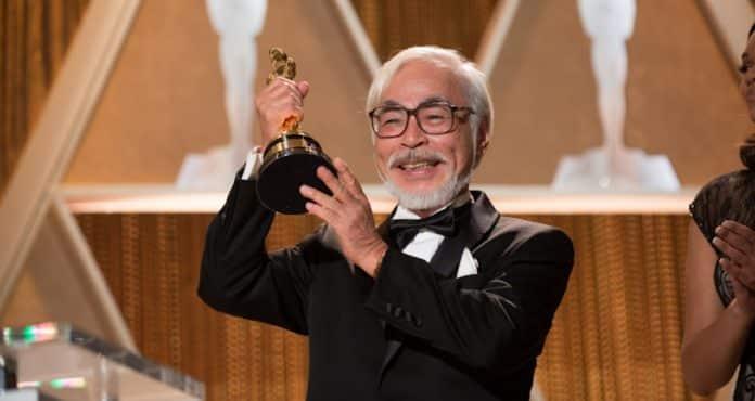 Hayao Miyazaki cinematographe