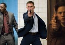 James Bond Cinematographe