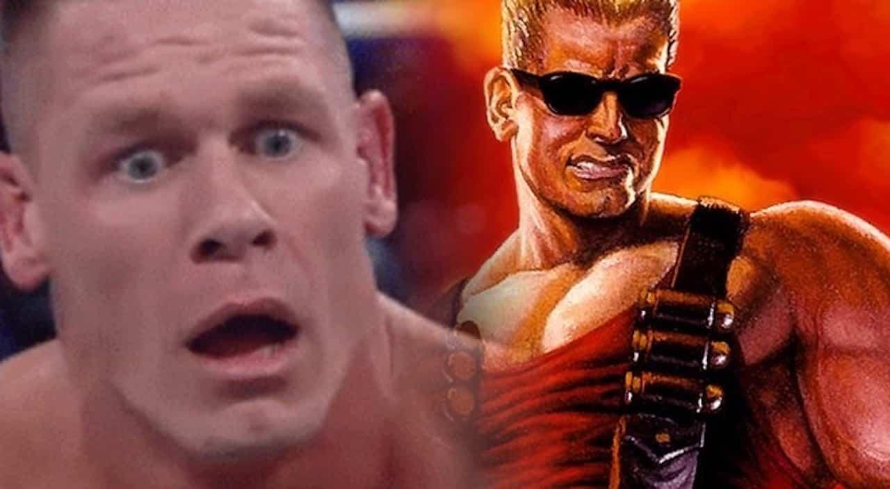 John Cena Duke Nukem Cinematographe