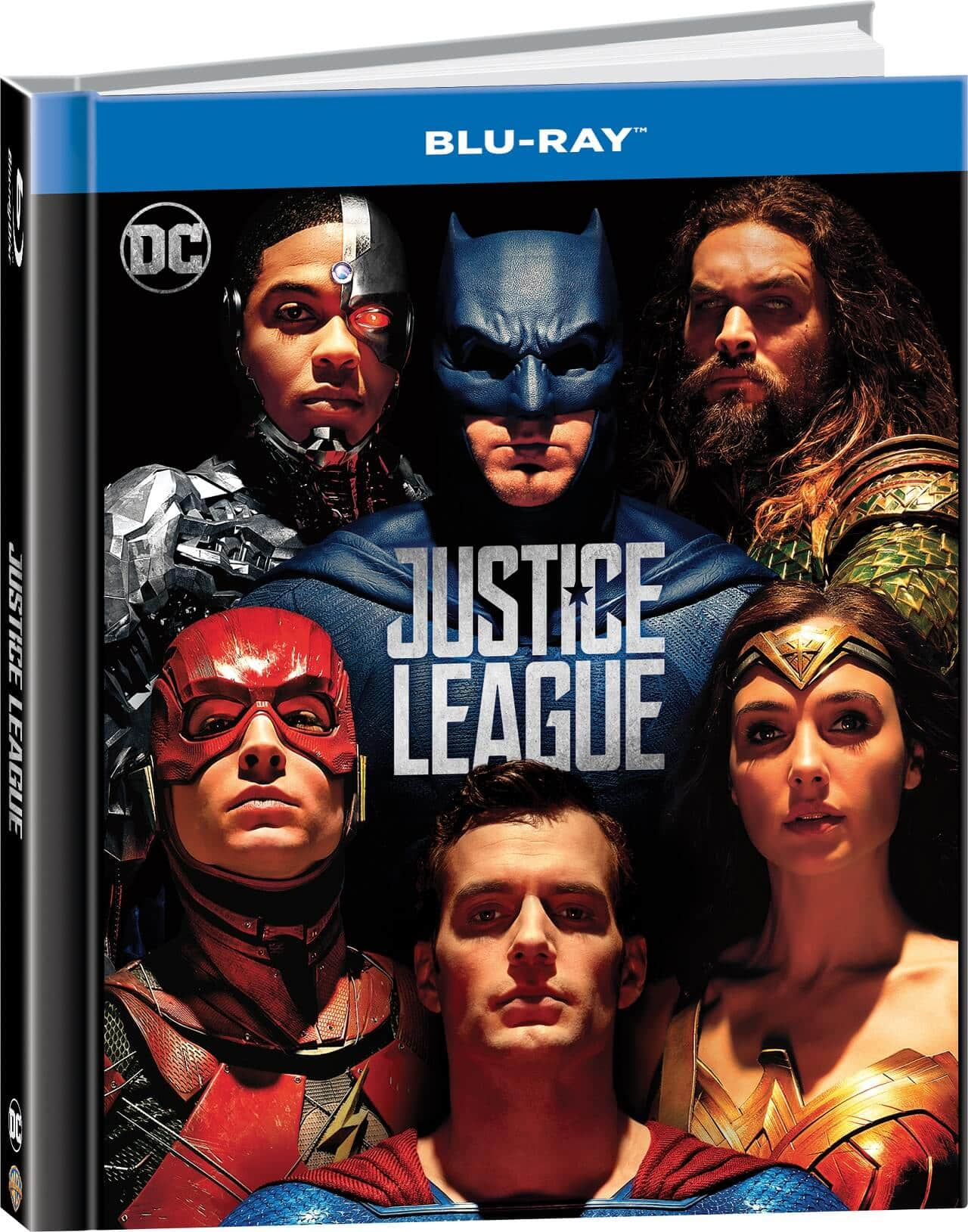 Justice League Cinematographe.it