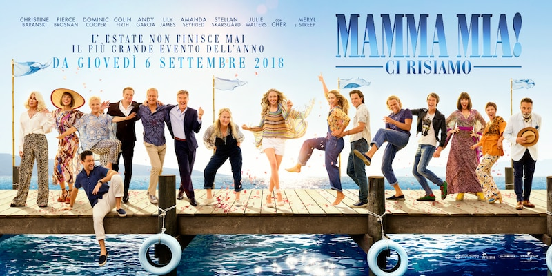 Mamma Mia Ci Risiamo, Cinematographe.it