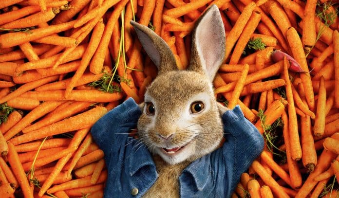 peter rabbit cinematographe