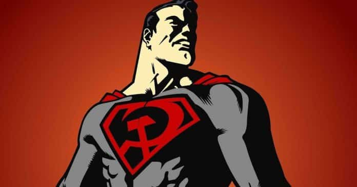 Superman: Red Son Cinematographe