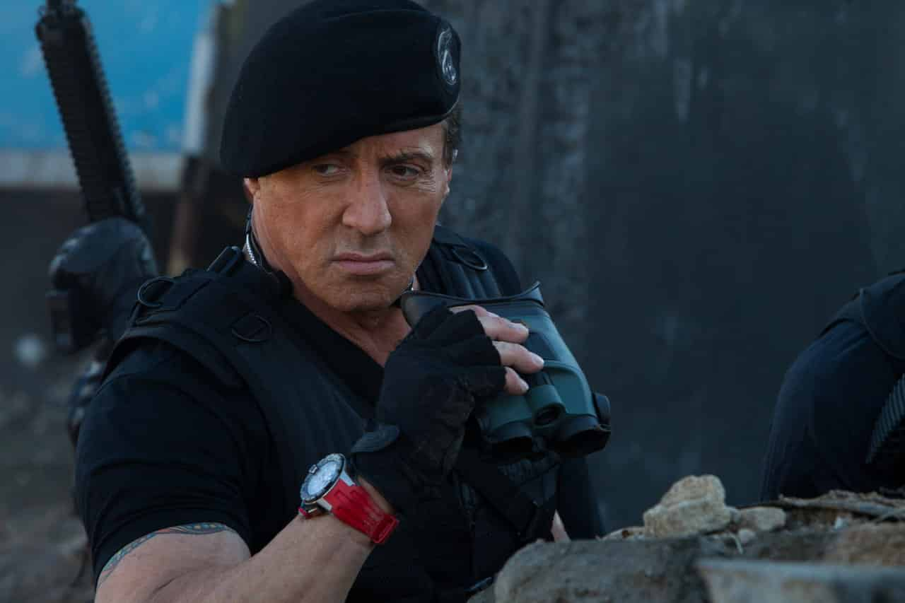Sylvester Stallone annuncia l'uscita di I Mercenari 4
