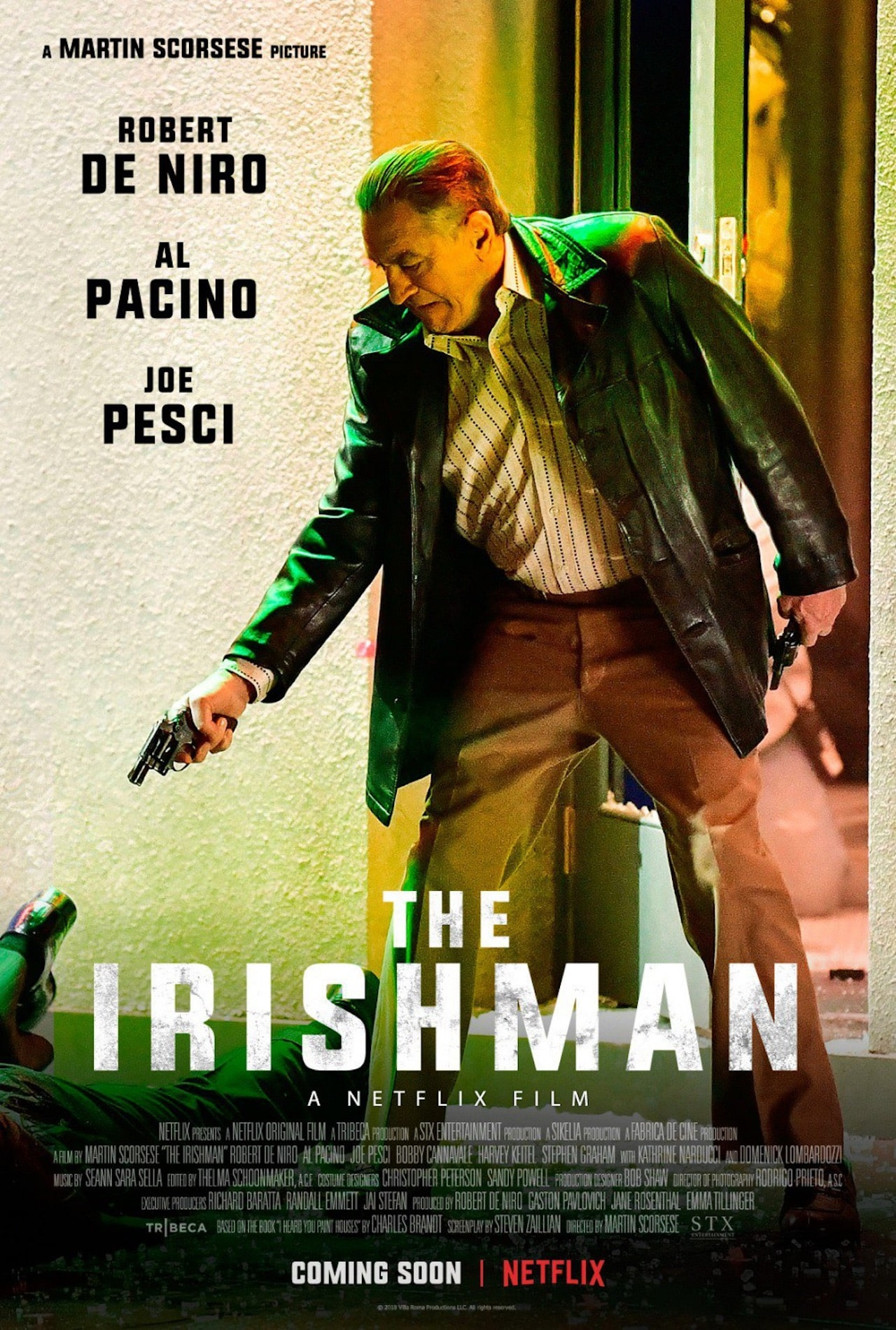 The Irishman Cinematographe