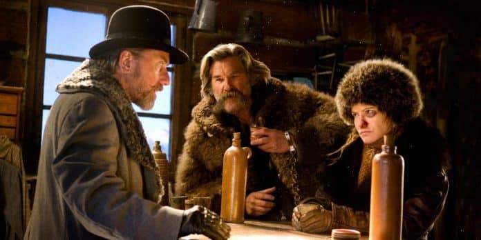 Stasera in tv - Quentin Tarantino The Hateful Eight Cinematographe