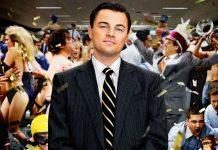 Stasera in TV the wolf of wall street Leonardo DiCaprio Cinematographe