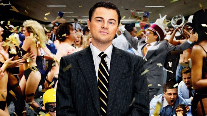 Stasera in TV the wolf of wall street Leonardo DiCaprio Cinematographe