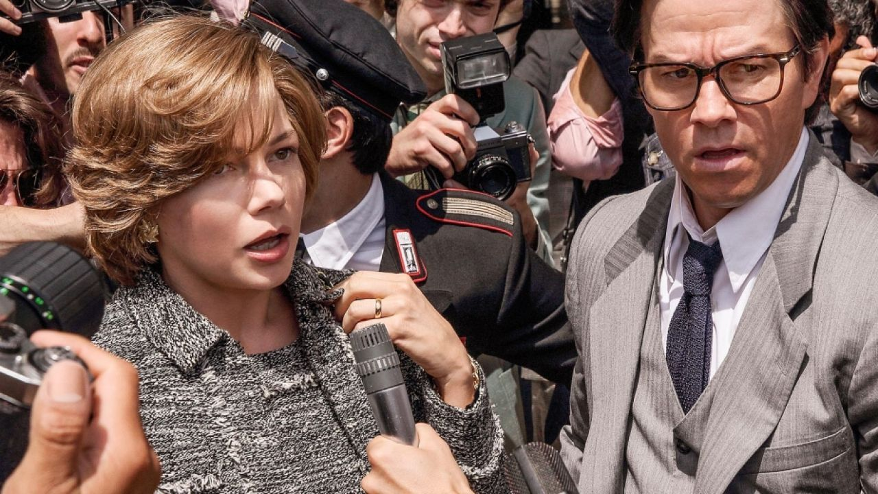 Michelle Williams è stata pagata meno di Mark Wahlberg