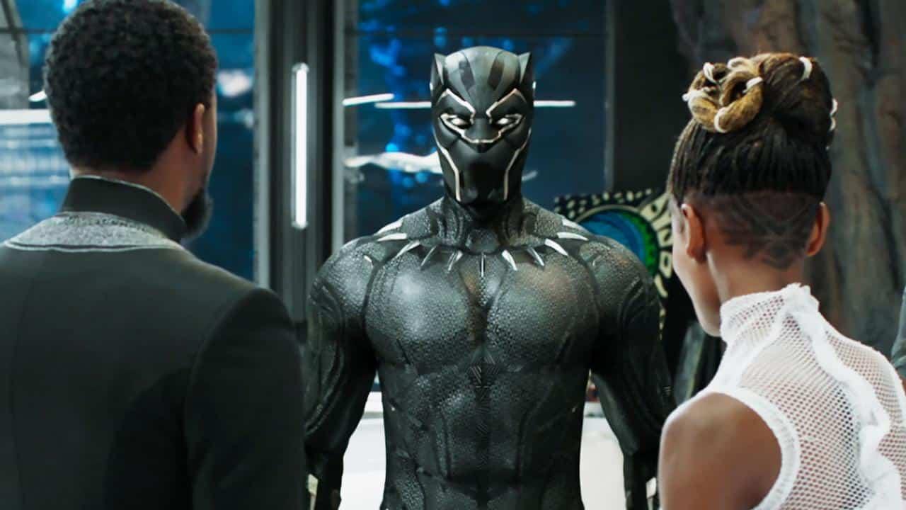 Black Panther: confermate le tradizionali scene post-credits