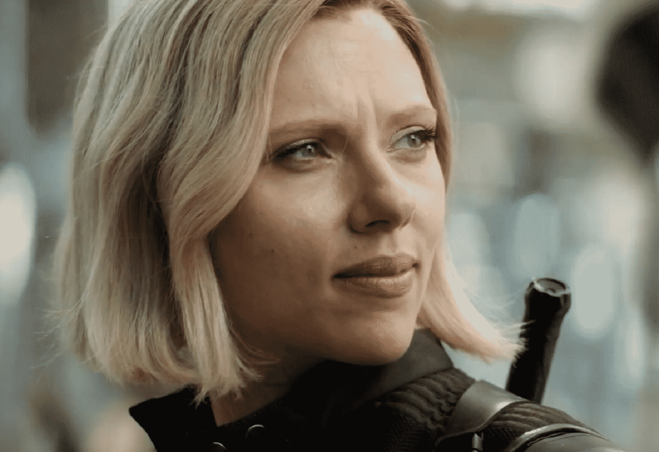 Avengers: Infinity War Vedova Nera Cinematographe