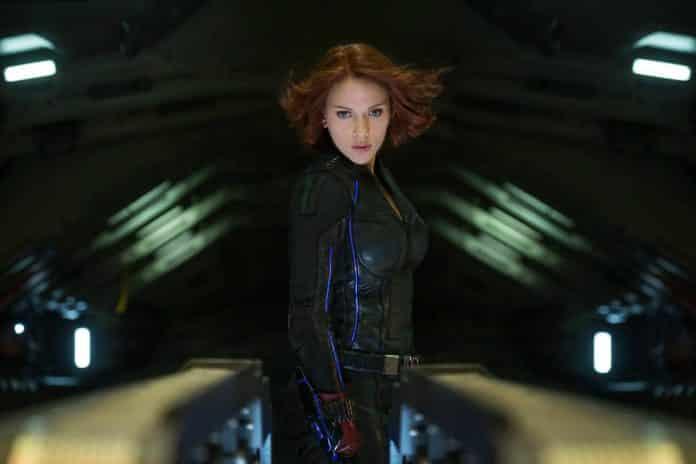 Avengers: Infinity War Vedova Nera Scarlett Johansson Cinematographe