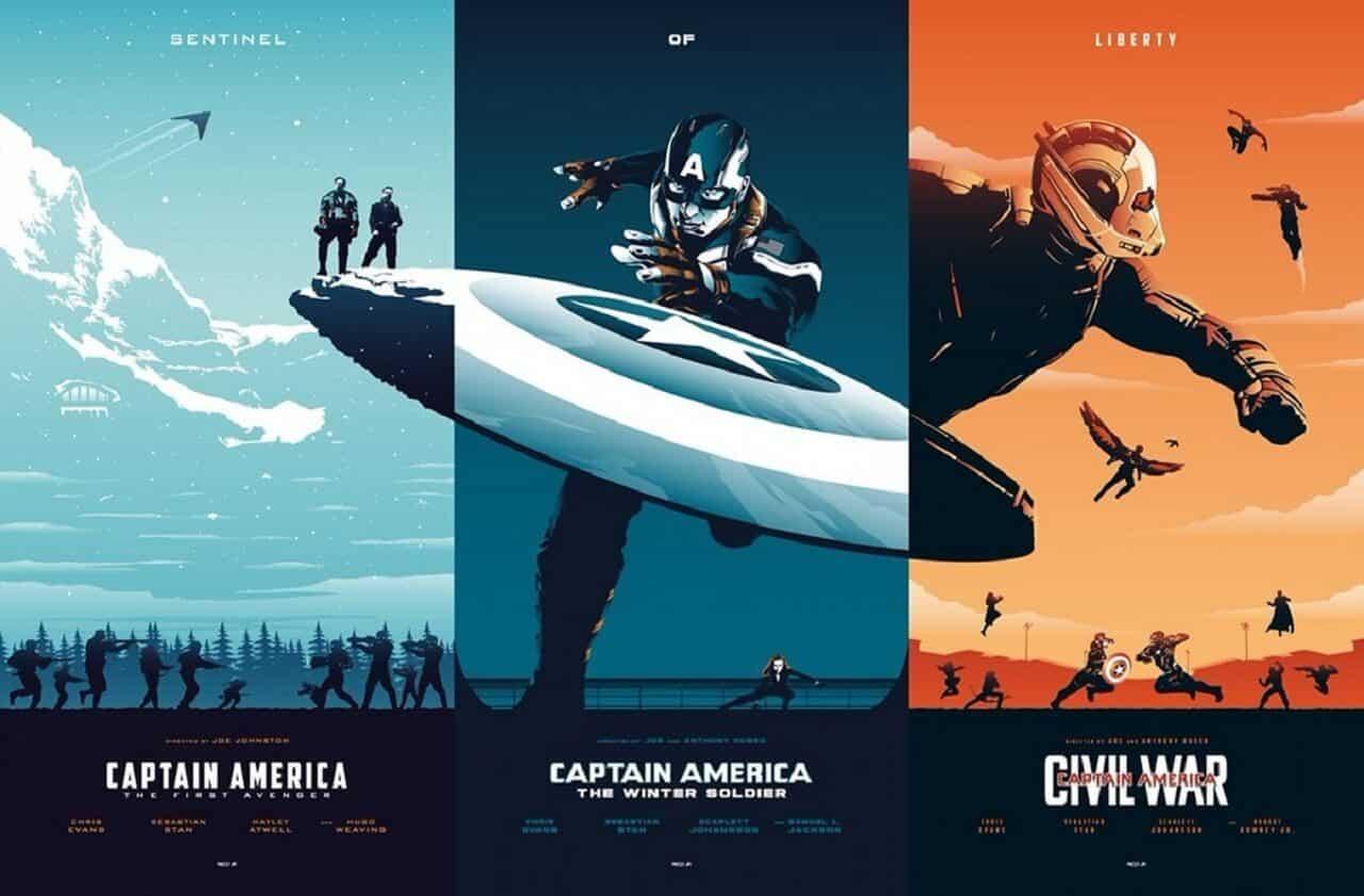 Captain America Cinematographe.it