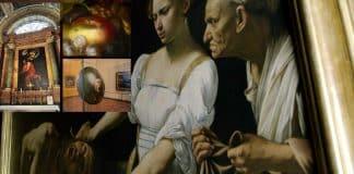 Caravaggio - l'Anima e il Sangue location cinmeatographe