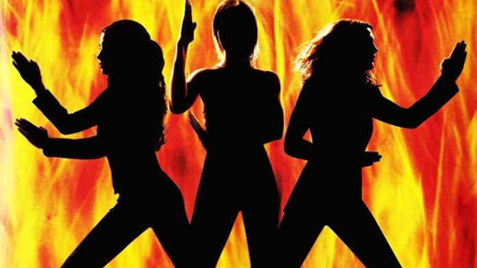 charlie's angels, cinematographe