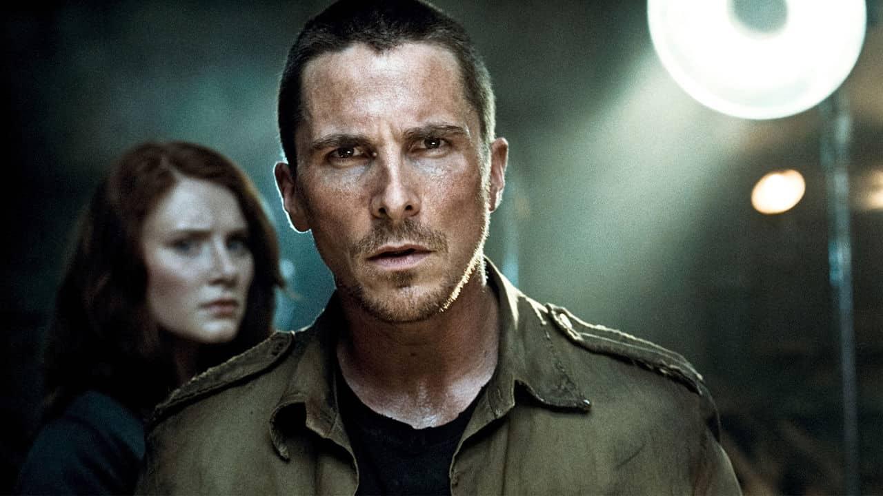 Christian Bale ricorda Terminator Salvation: