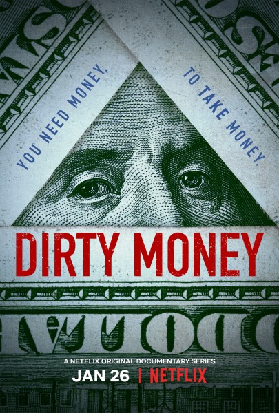 Dirty Money Cinematographe
