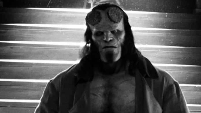 hellboy, cinematographe