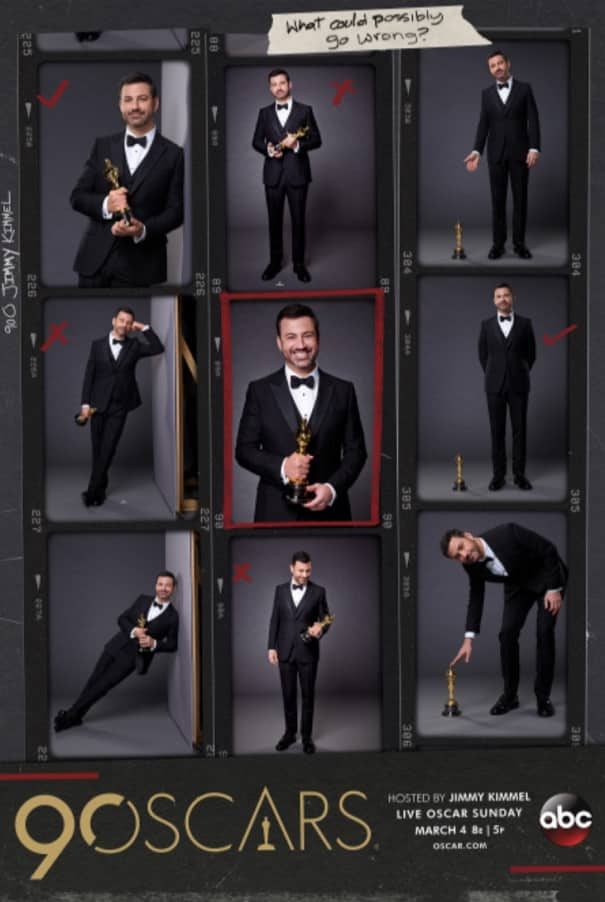 Oscar 2018 Cinematographe