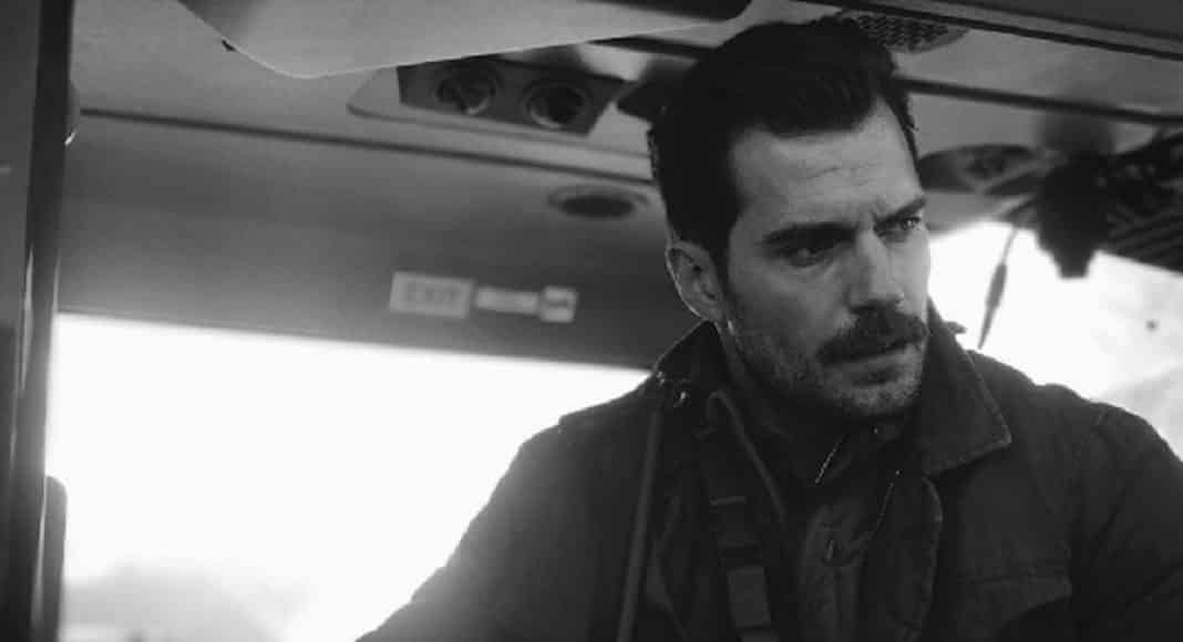 mission: impossible 6 Henry Cavill Cinematographe