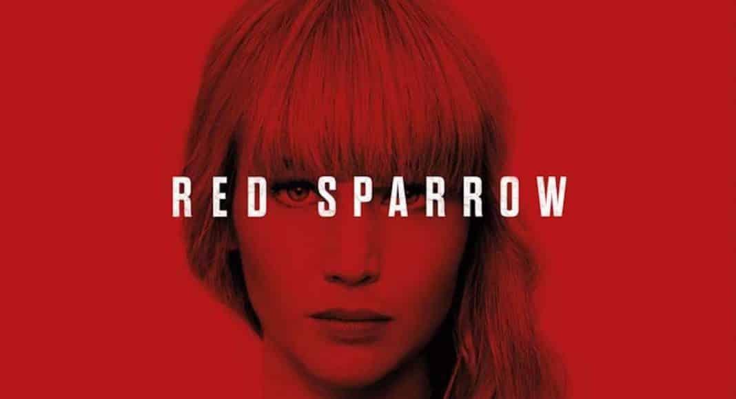 red sparrow Cinematographe
