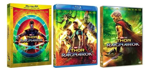 thor: ragnarok, cinematographe